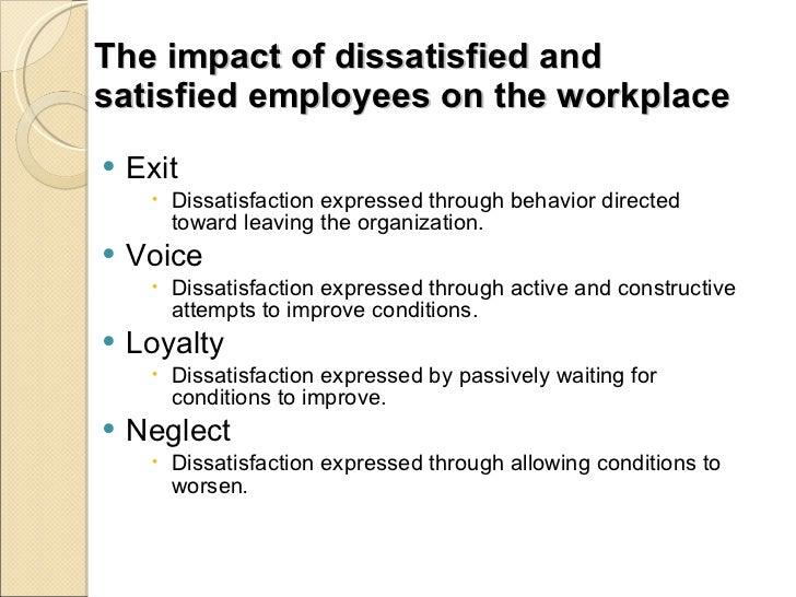 the impact of job satisfaction on job performance pdf