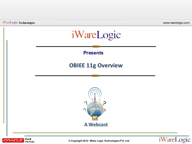 Technologies                                                         www.iwarelogic.com                           Presents...