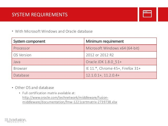 Upgrading To Obiee 12c Key Things Your Need To Know About