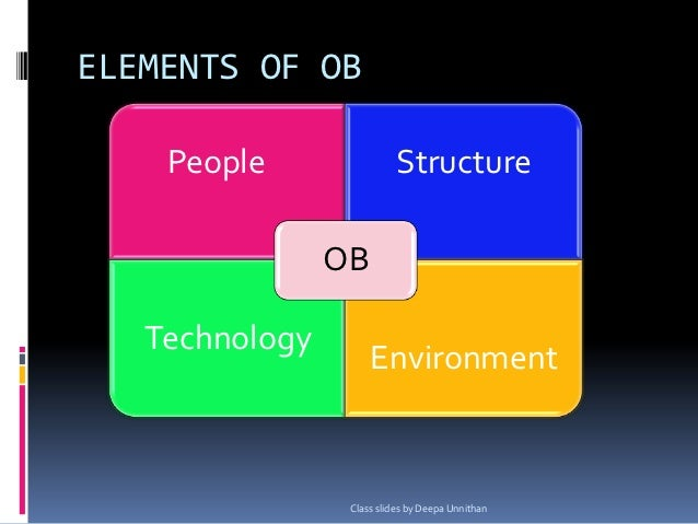 introduction to organisational behaviour What does organisational behaviour mean what is the definition a basic introduction in the subject with simple lecture notes.