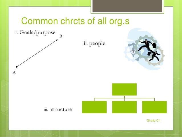 organisational behaviour ch7 Having high role ambiguity is related to higher emotional exhaustion, more  thoughts of leaving an organization, and lowered job attitudes and performance.