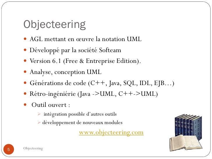 OBJECTEERING UML TÉLÉCHARGER