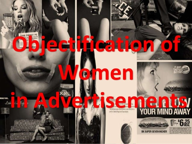 Sexual objectification in advertising