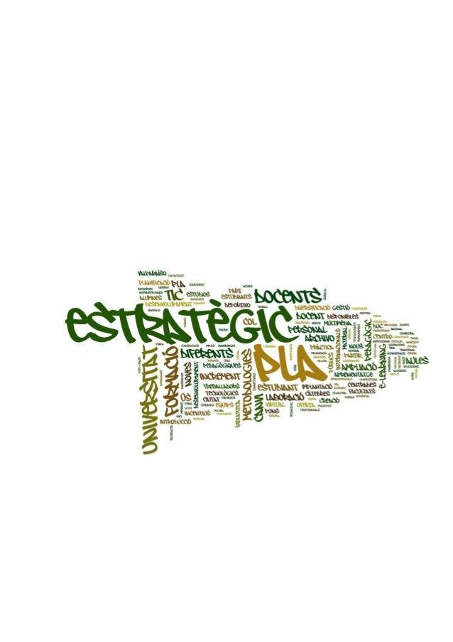Objectius           Projectes de              Accions de           Responsable       Seguiment   Estratègics       desenvo...
