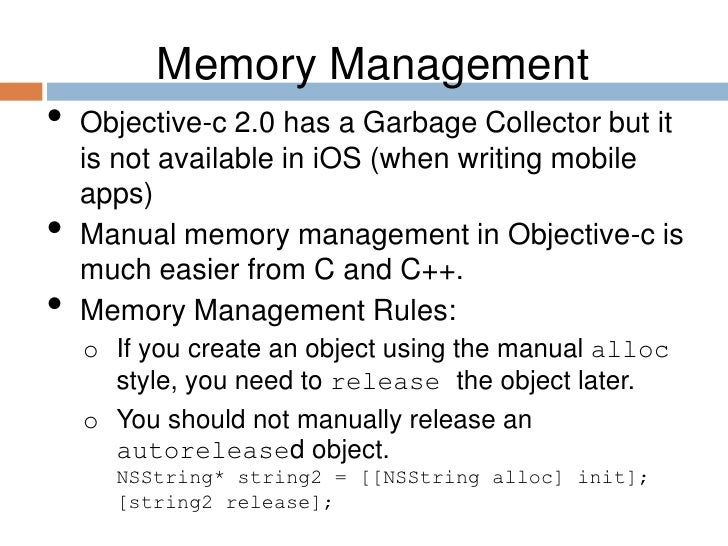 how to create class in objective c