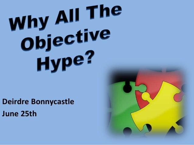 Deirdre Bonnycastle June 25th