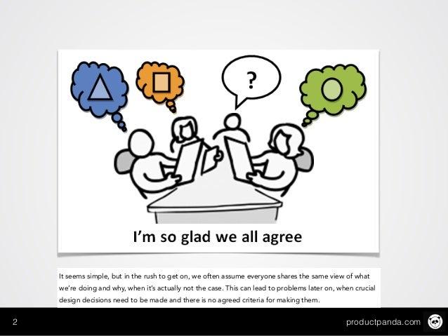 Setting better objectives for digital design projects Slide 2