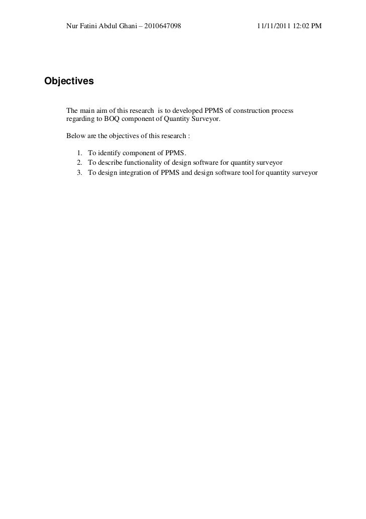 Objectives Methodology Flowchart And Delivarable