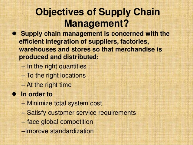objectives of production management Resource utilization constraints and objectives 0 constraints - production  management is invariably driven by a diverse set of constraints originating from  many.