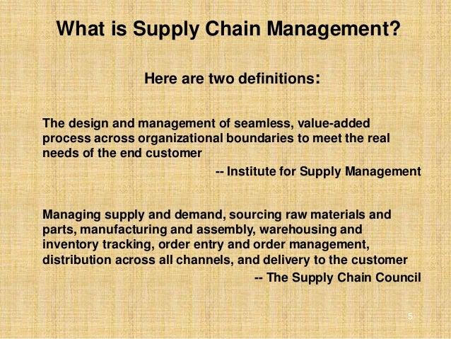 Remember The Three Key Objectives of Supply Chain Risk Management