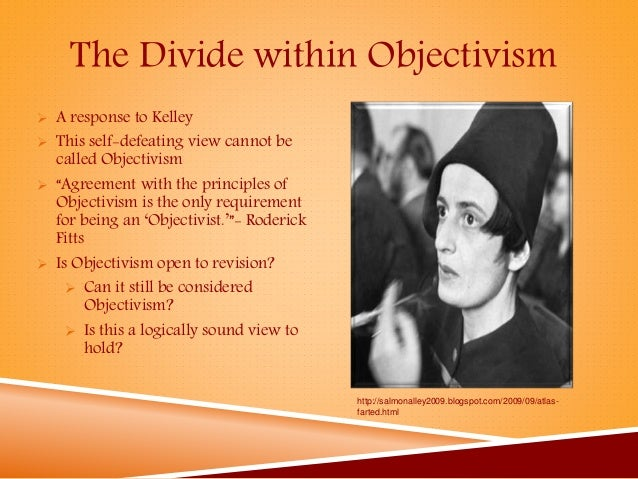 understanding objectivism Intellectual independence the most important resource for understanding objectivism is your own reasoning mind in a certain respect, this point is too.