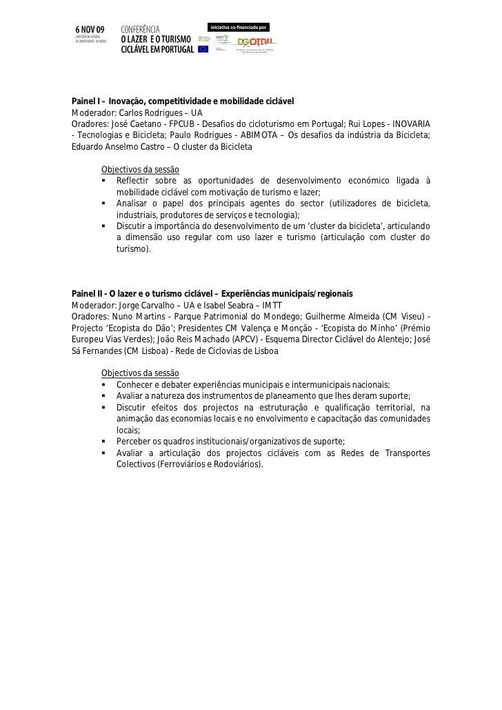 Objectivos Da ConferêNcia Vf Slide 2