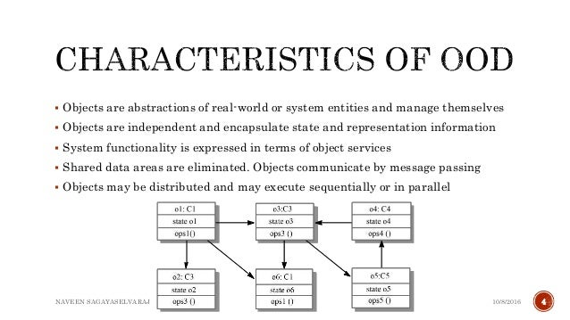 Object Oriented And Function Oriented Design