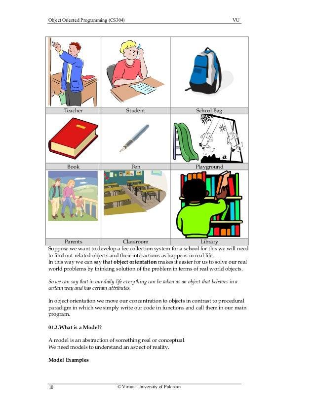 Object oriented programmingoop cs304 handouts object oriented programming gumiabroncs Images