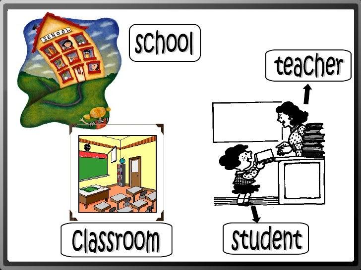 classroom student teacher school