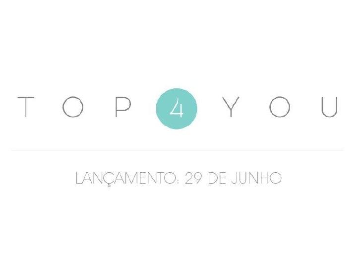 Apresentação TOP4YOU