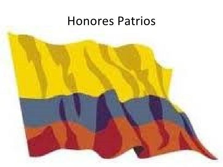 Honores Patrios