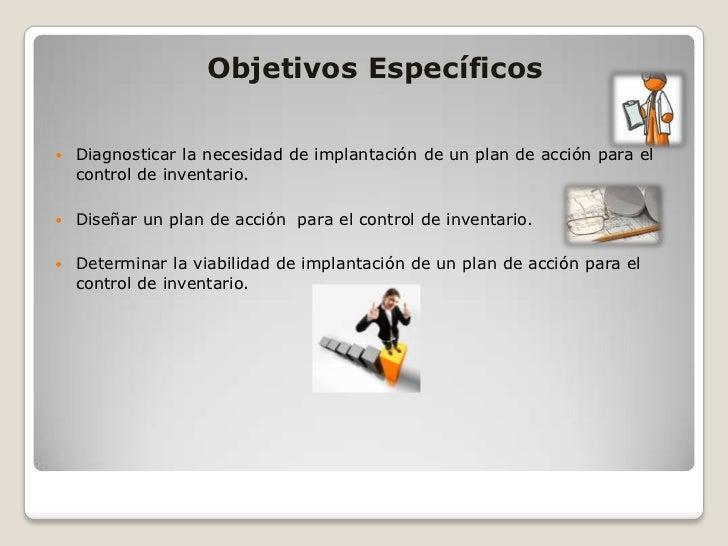 Objetivo general y especificos for Objetivo general de un vivero