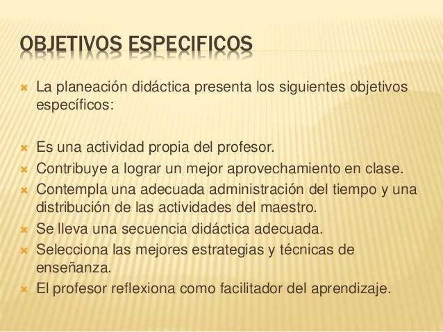 objetivos especificos On objetivos de un vivero