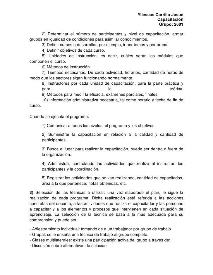 Objetivos y funciones de la capacitaci n for Actividades que se realizan en una oficina wikipedia