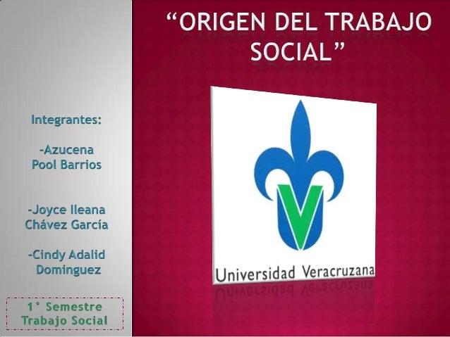 Se instala la discusión y el análisis sobre el carácter científico deltrabajo social .A partir de la reconceptualización, ...