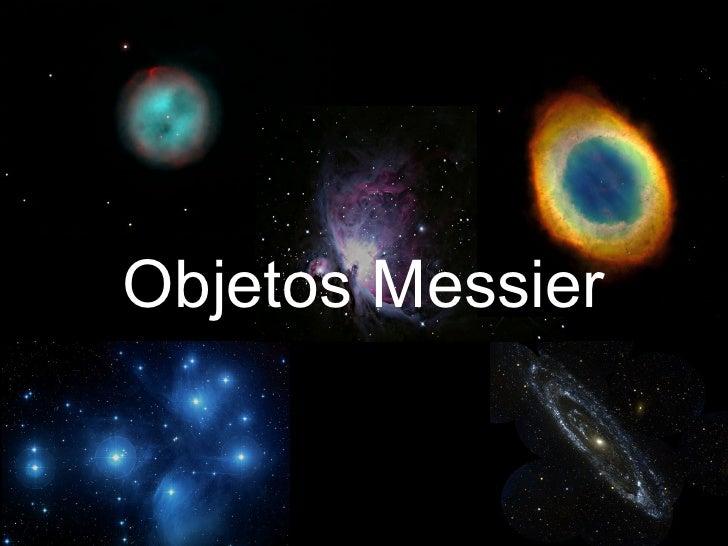 Objetos Messier