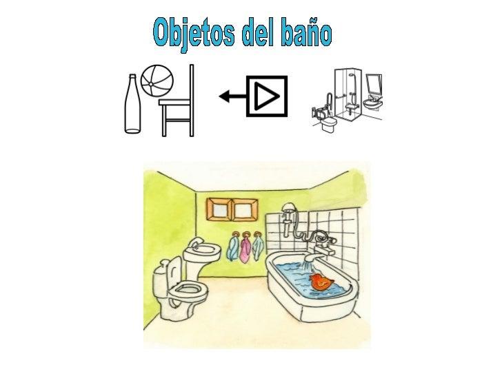 Objetos del baño