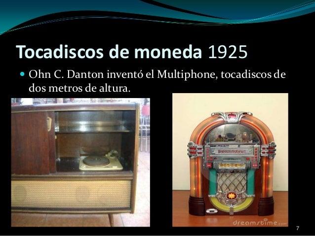 inventos a partir de 1900