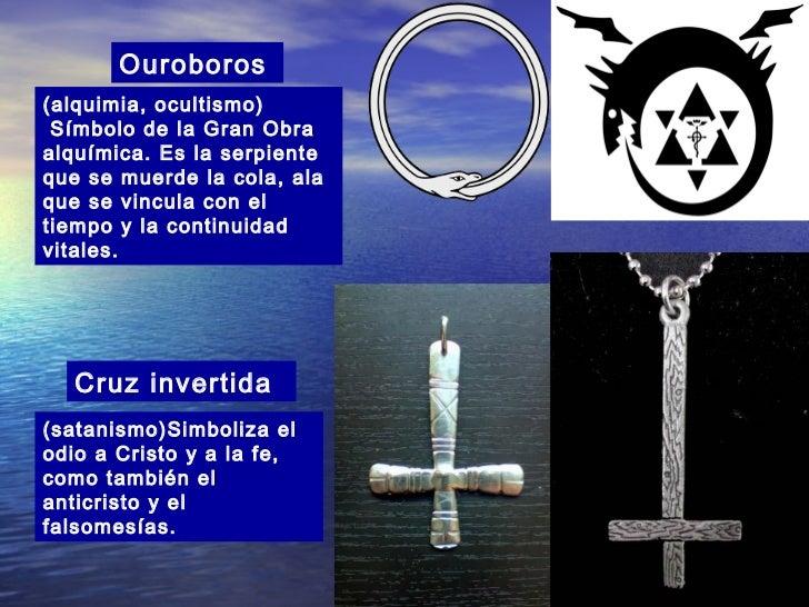 Objetos Y Simbolos Satanicos
