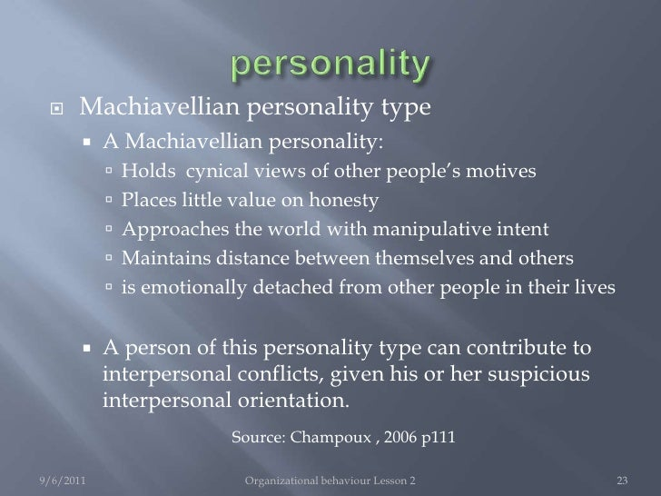 ob personality Gsb – mba – tm i organisational behaviour unit ii personality and emotions 1.