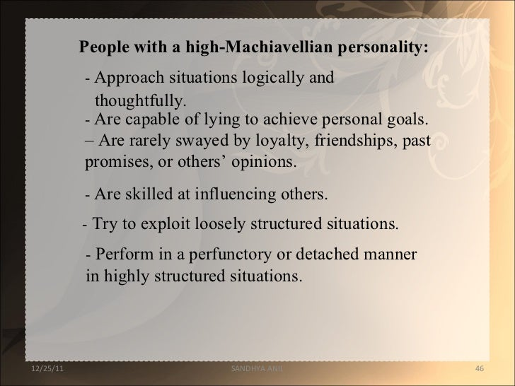 """machiavellian characteristics Machiavellian characteristics in president snow """"when you disarm the people, you commence to offend them and show that you distrust them either through cowardice or ."""