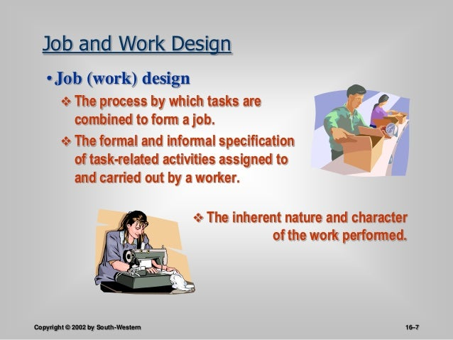 Ob modification job design for Decoration jibs