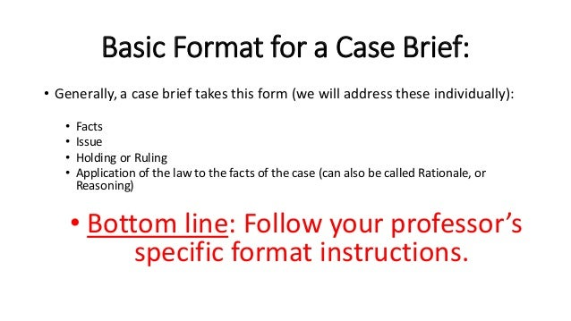 citation legal brief Legal briefs are legal documents that are used to summarize a court case or to outline the main points of a legal argument both types of legal briefs often rely on information from previous court decisions.
