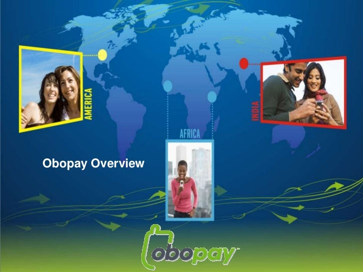 Obopay Overview<br />
