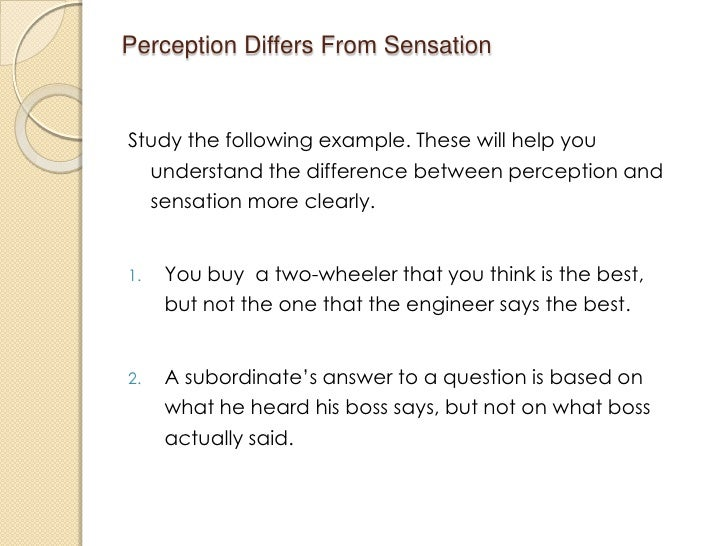 perception checking The direct perception hypothesis: perceiving the intention of another's action hinders its precise imitation.