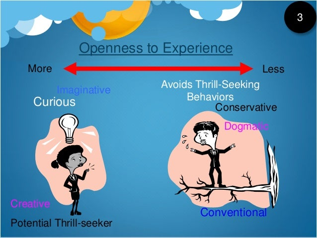 how to develop openness to experience