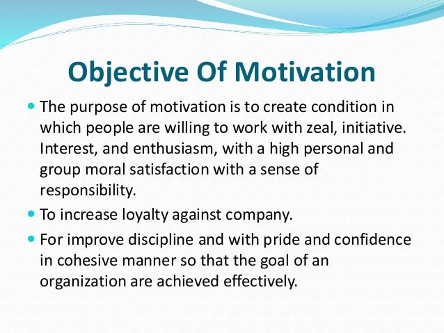 How to Motivate Employees by Creating a Sense of Purpose