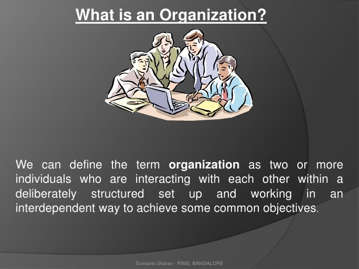 Organizational Behaviour Presentation