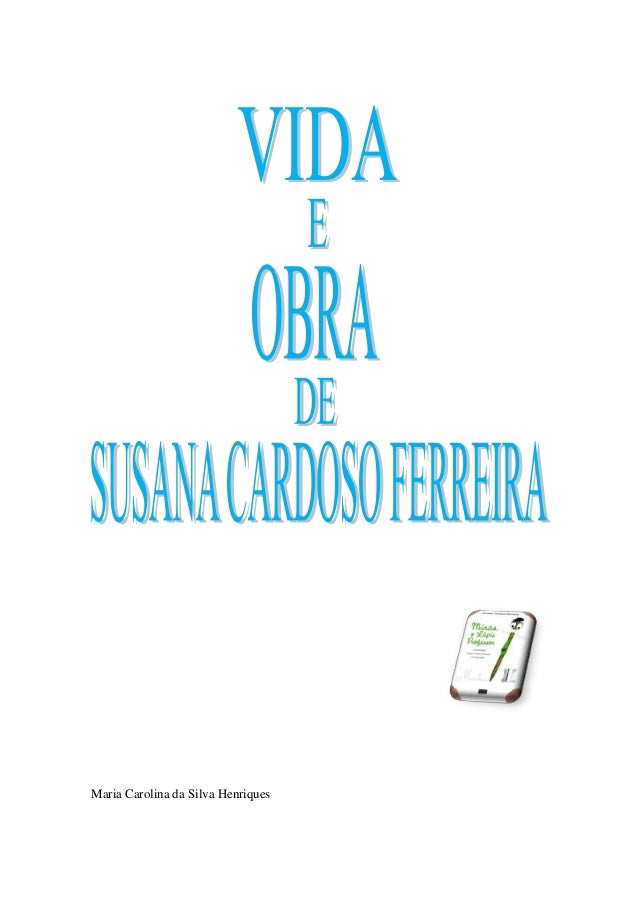 Maria Carolina da Silva Henriques