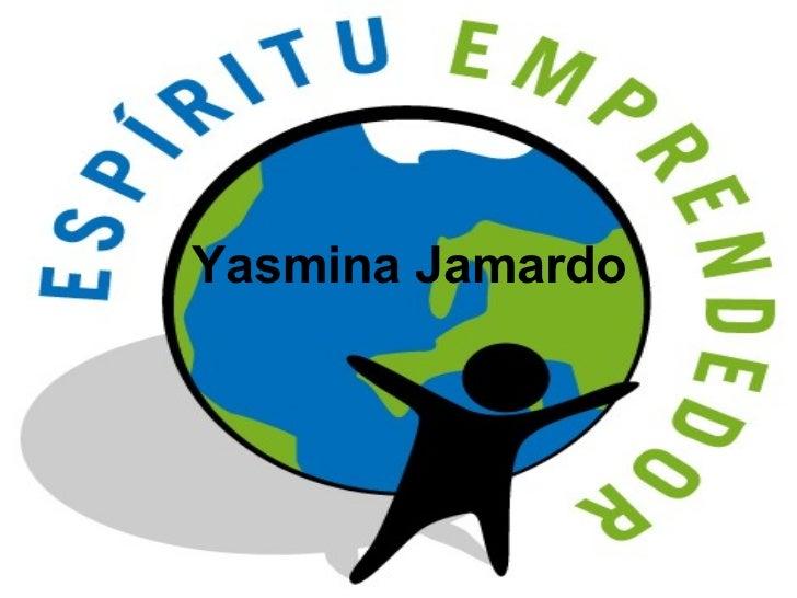 Yasmina Jamardo