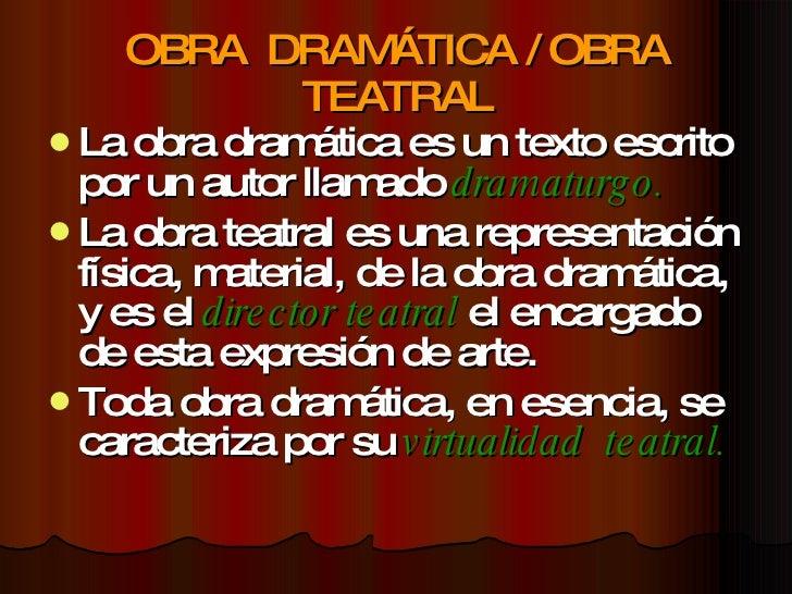 Obra dramatica for La cocina obra de teatro