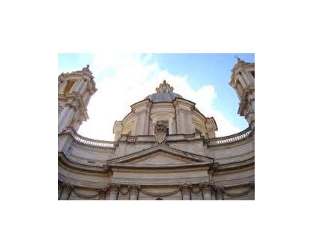 A famosa escadaria helicoidal de Borromini vista de baixo.