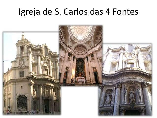 Igreja de S. Carlos das 4 Fontes