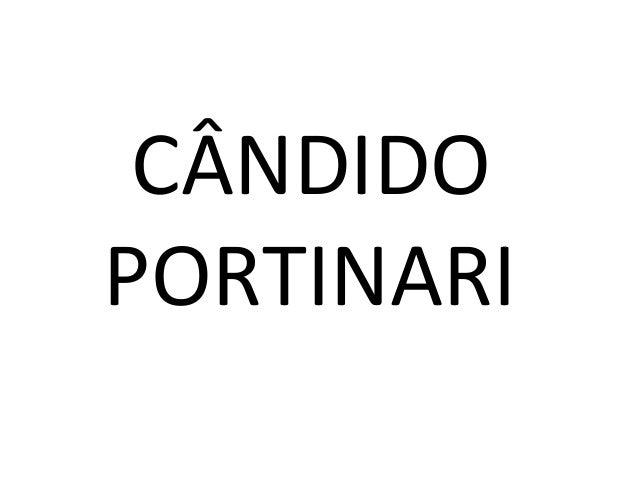 CÂNDIDOPORTINARI