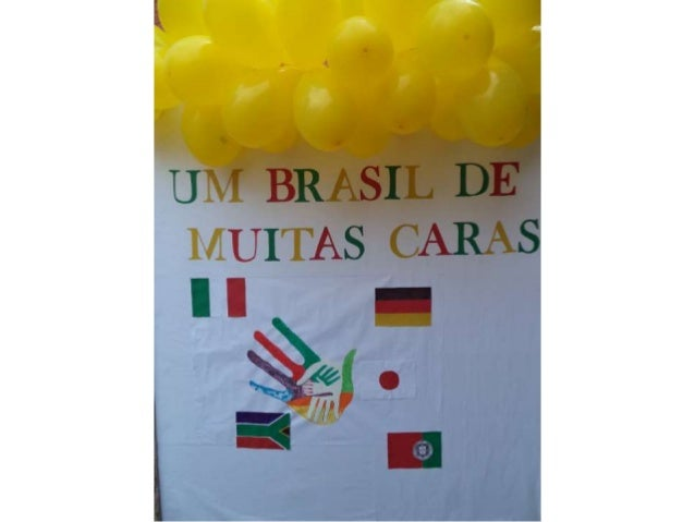 O brasil de muitas caras