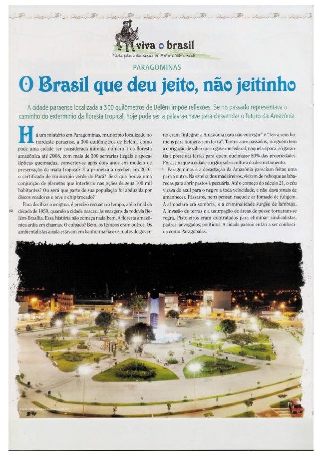 """O Brasil que deu jeito, não jeitinho"""" - Heitor Reali e Silvia Reali"""