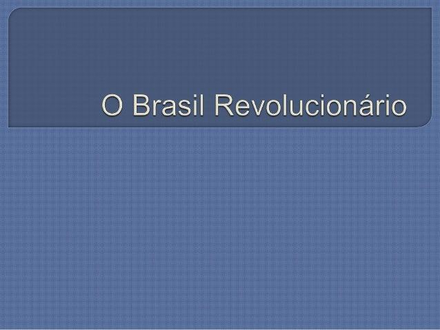  Cabanagem no Pará, que provocou a morte de mais de 30.000 pessoas, 20% da população  Guerra dos Farrapos no sul, que me...