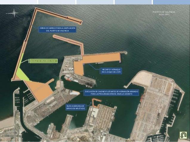 Obras puerto valencia jose casa - Laydown puerto valencia ...