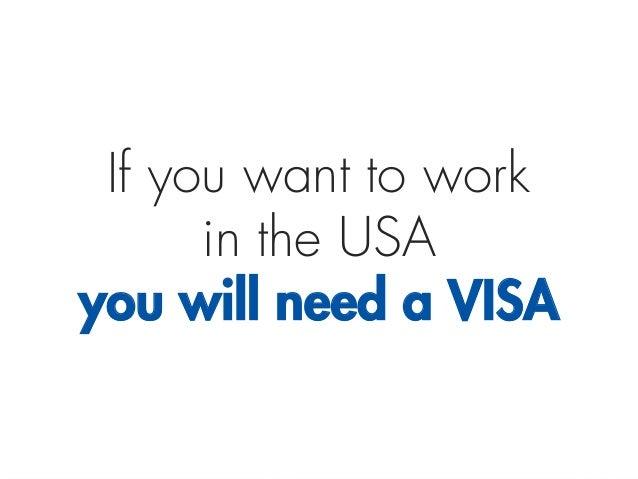 US Visa Options for Business Slide 2