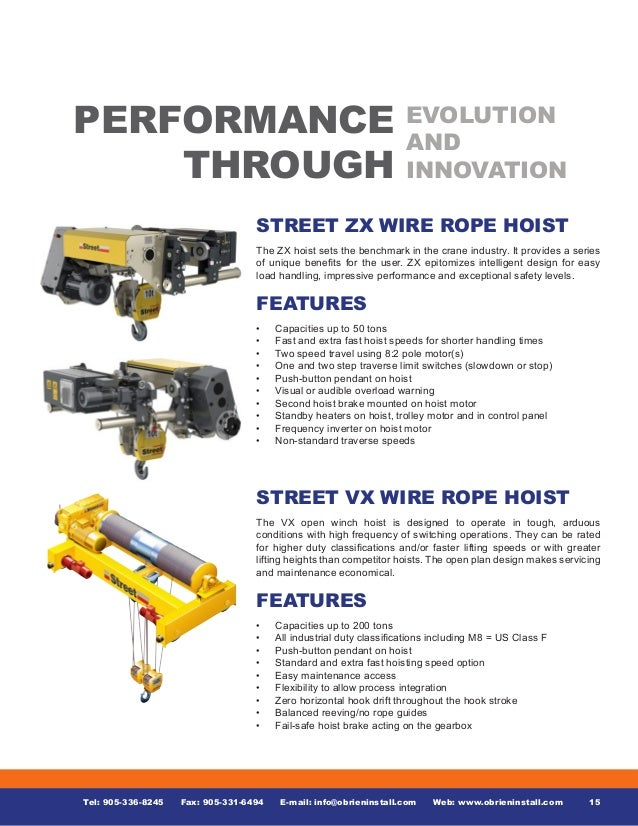 wire rope hoist wiring diagram
